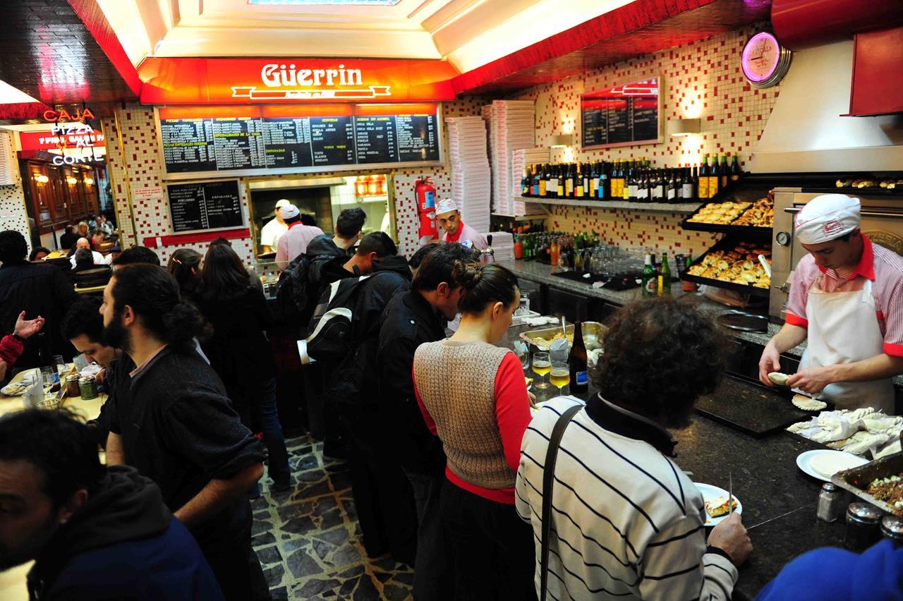 Pizzeria Güerrin