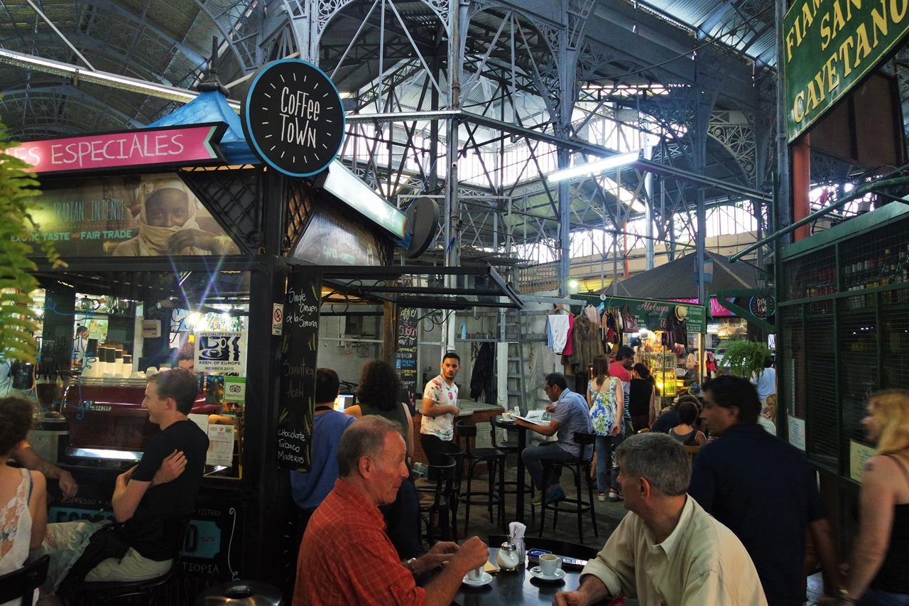 San Telmo Mercado Buenos Aires