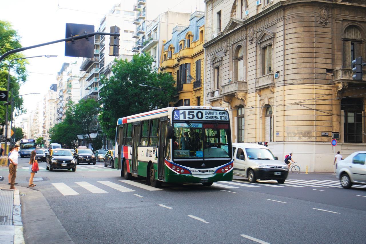 Buenos Aires Ulaşım