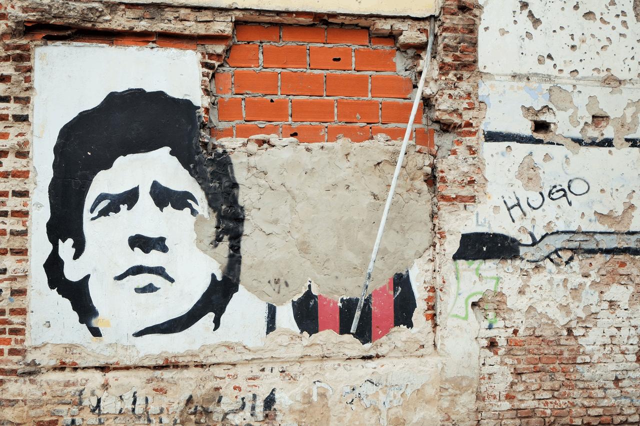 maradona sokak sanatı