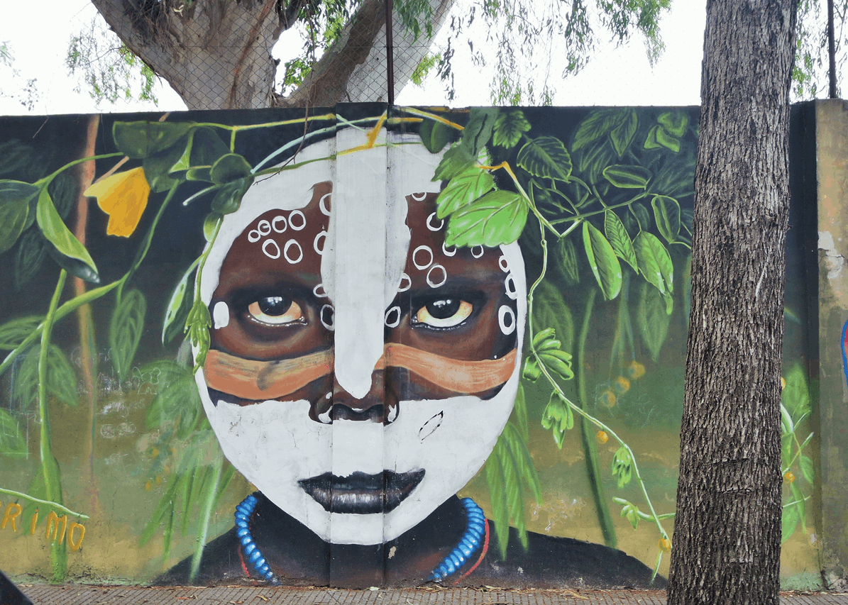 güney amerika sokak sanatı