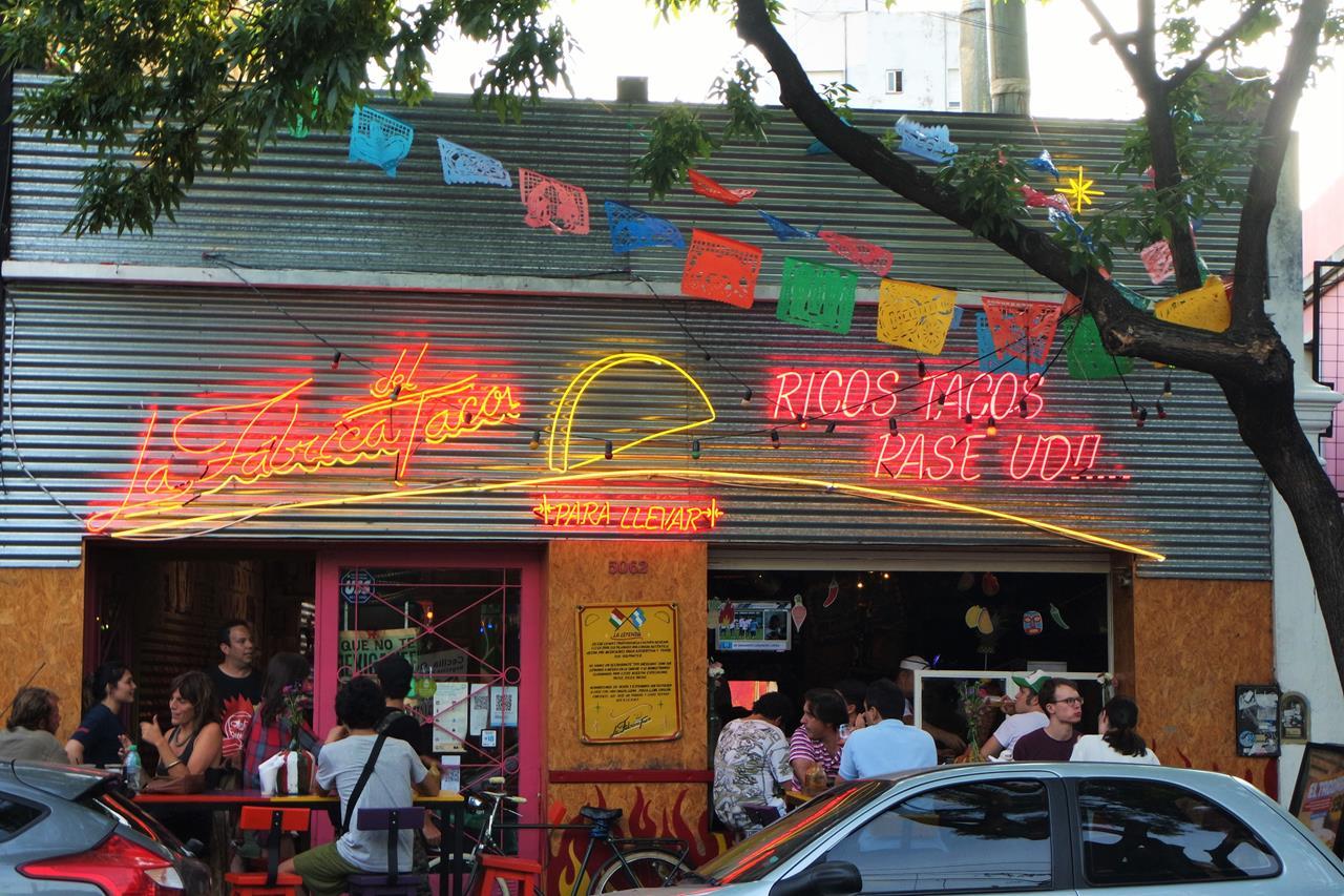 Buenos Aires Restoranları