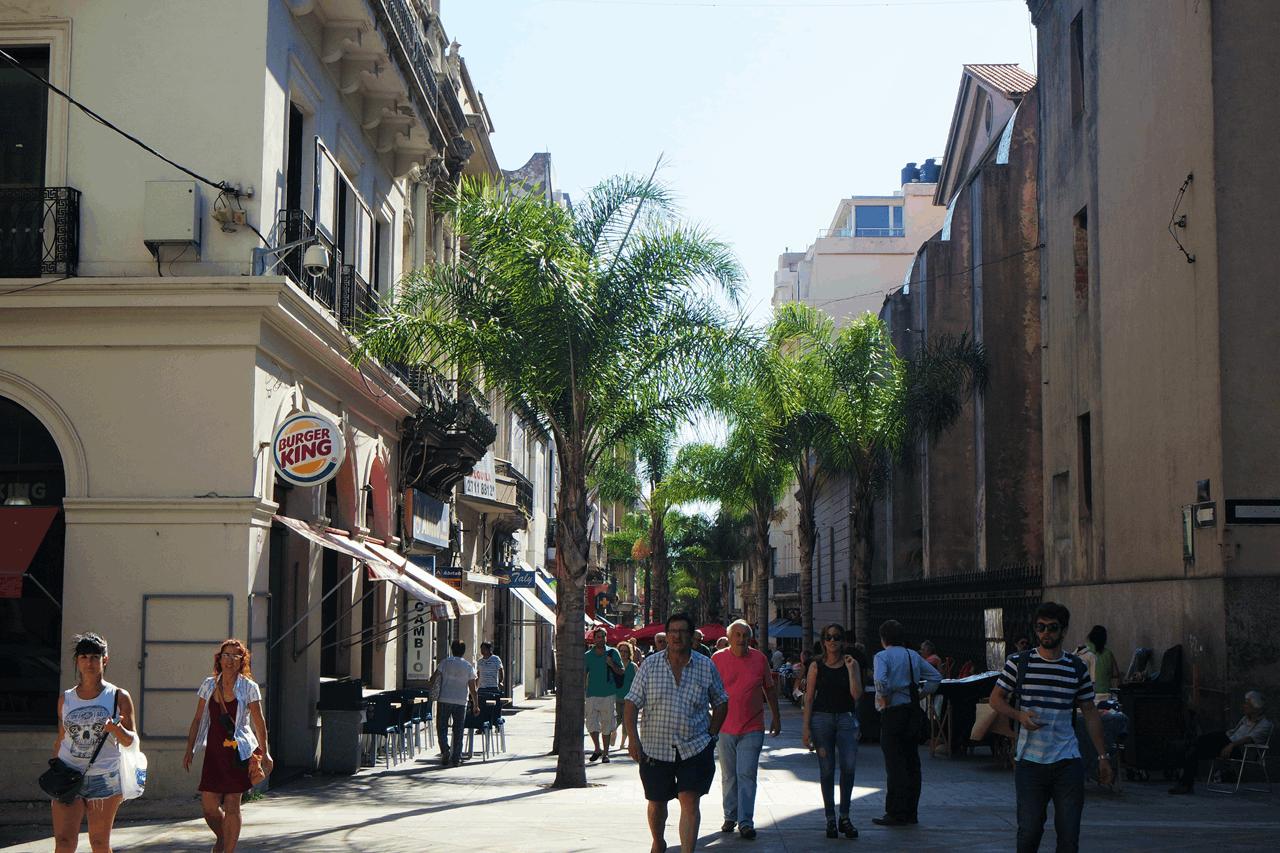 Uruguay Sokakları