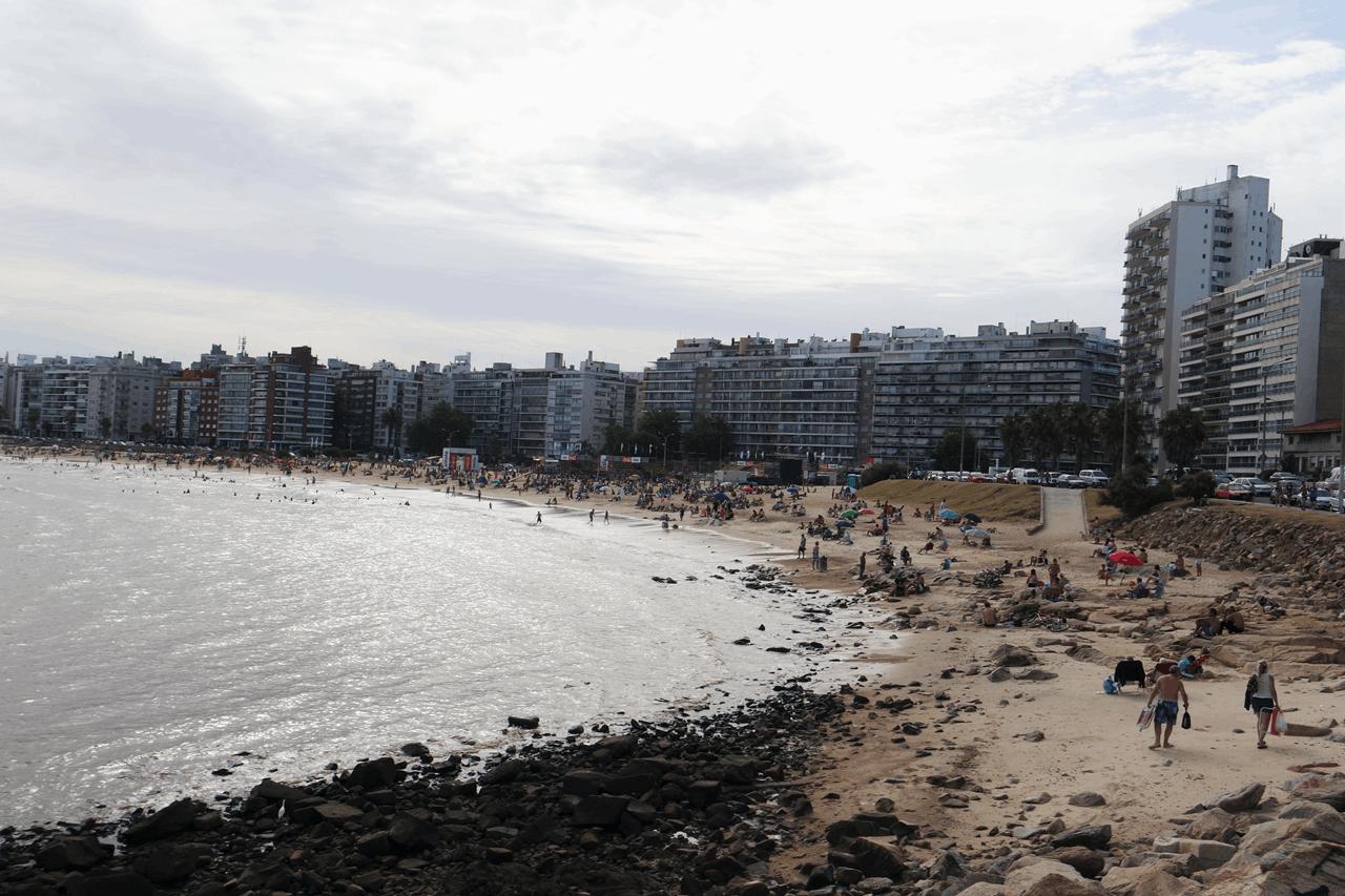 Montevideo Gezisi