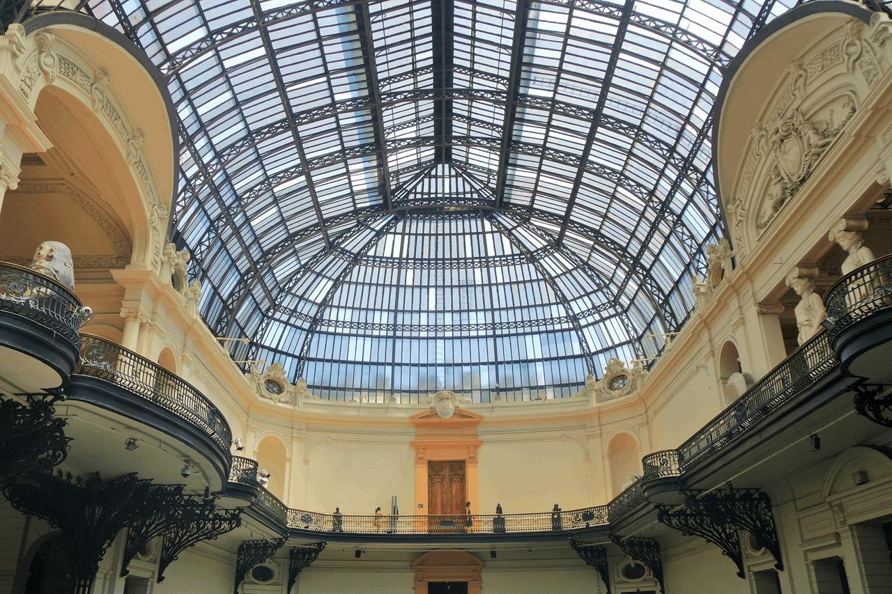 santiago de chile museo nacional de bellas artes
