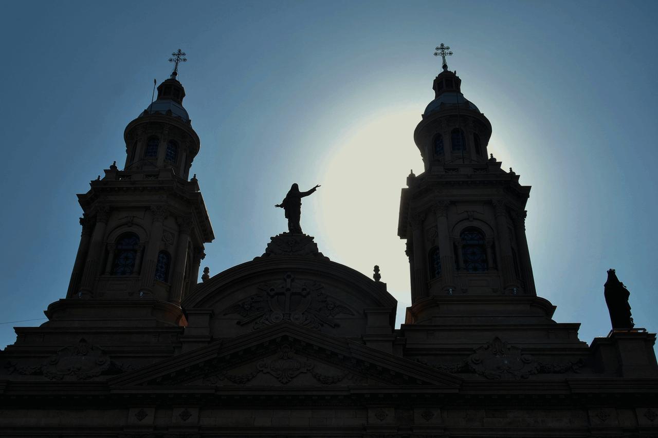 santiago de chile metropolitan cathedral