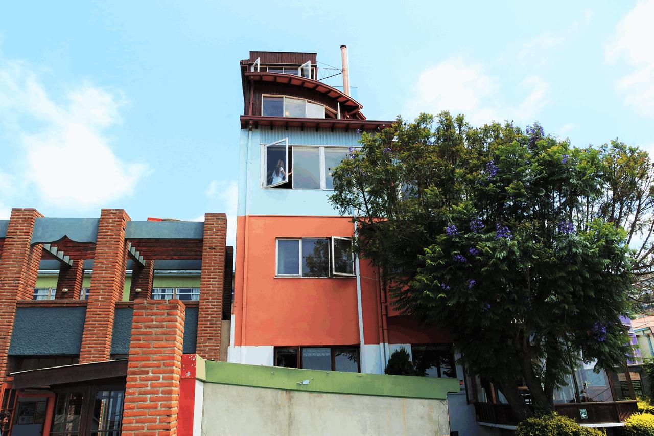 Pablo Neruda'nın Evi