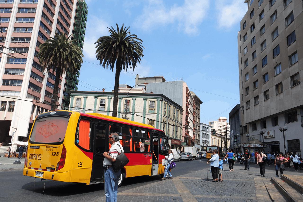 Valparaiso Gezi Notları