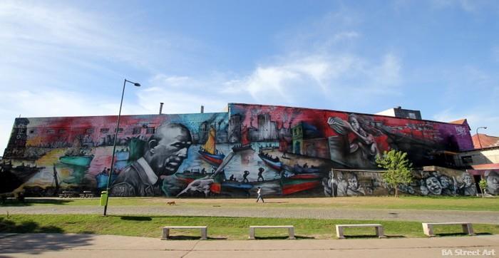 en büyük sokak sanatı