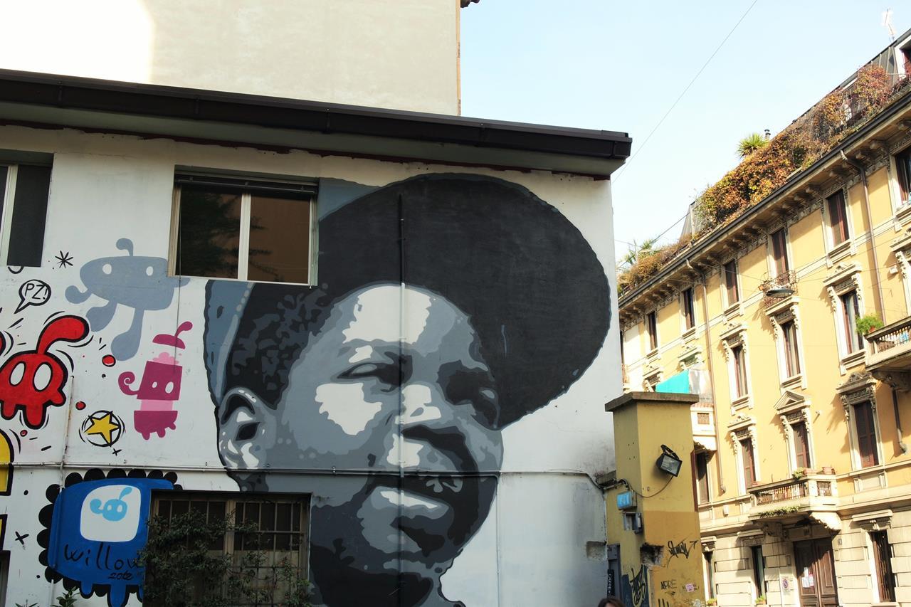 Milano Sokak Sanatı