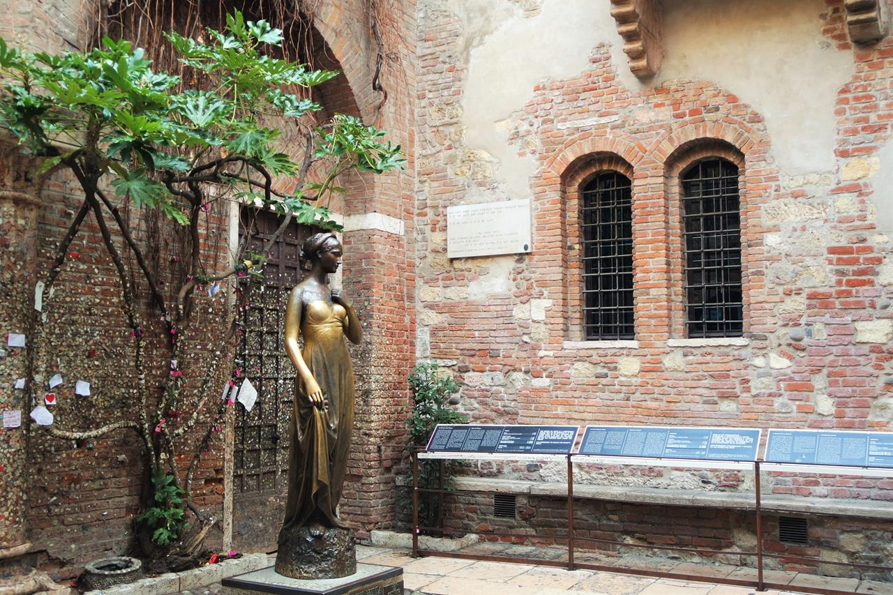 Juliet'in Evi Verona