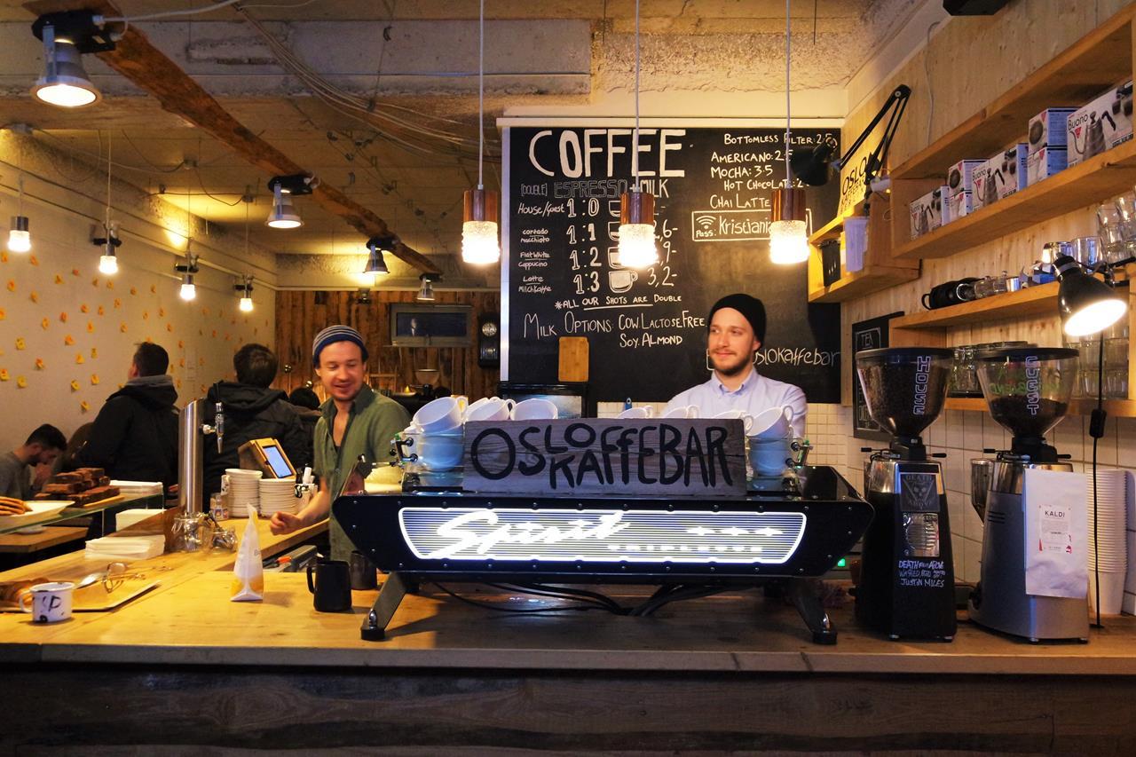 Oslo Kaffeebar