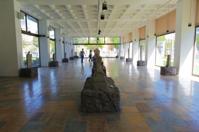 Arkeoloji Müzesi Eskişehir