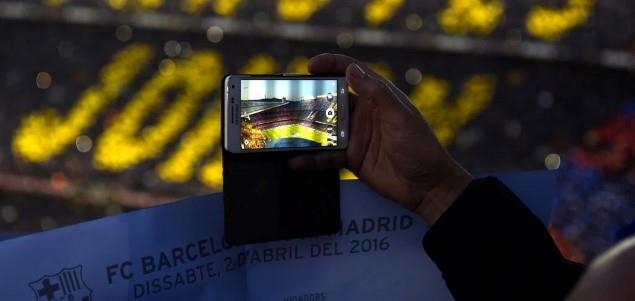 Barcelona Maçı