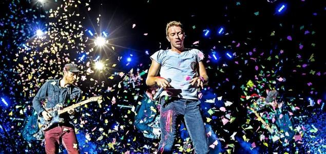 Coldplay Konseri