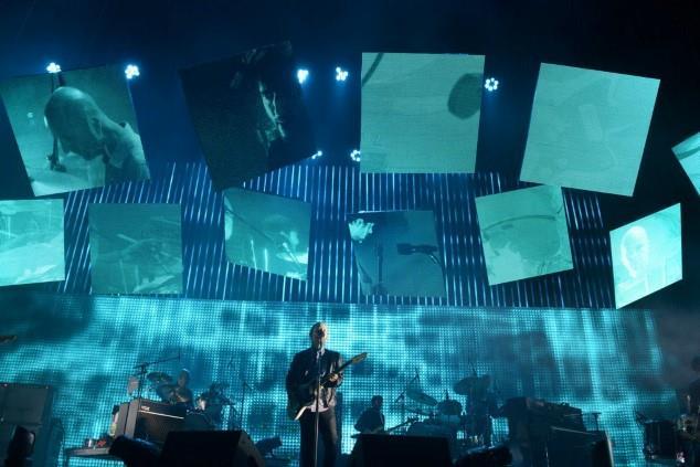 Radiohead Konseri