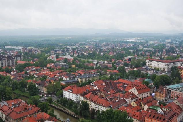 Ljubljana Slovenya