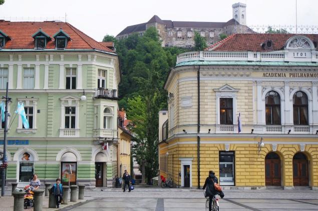 Kongresni trg Ljubljana
