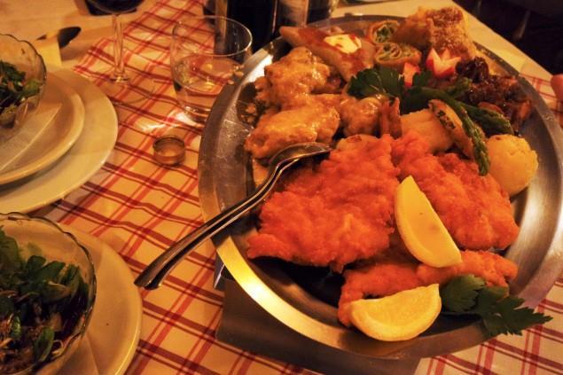Ljubljana Yeme İçme