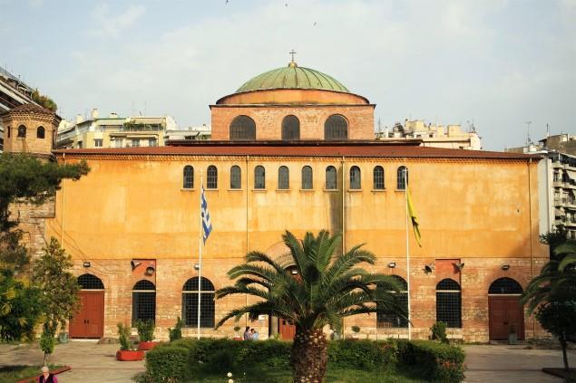 Agia Sofia Kilisesi Selanik
