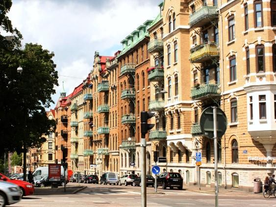 İsveç Gezisi