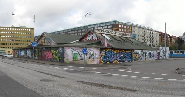 göteborg sokak sanatı