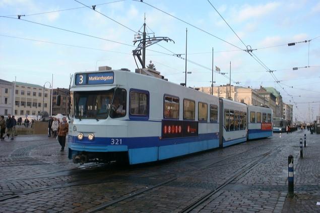 Göteborg İsveç