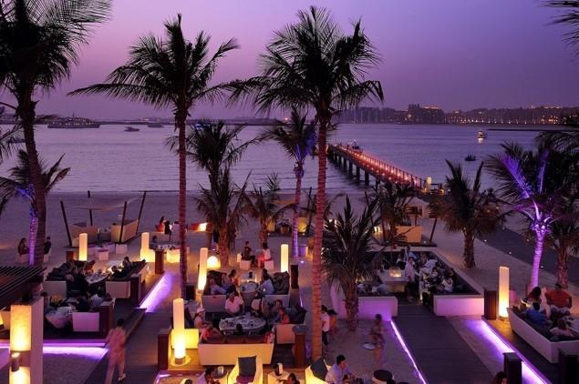 dubai jetty lounge