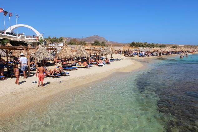 Mykonos Beach'leri