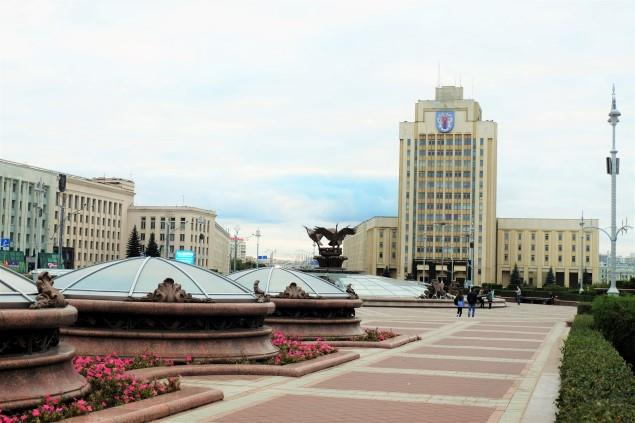 Minsk Independence Square