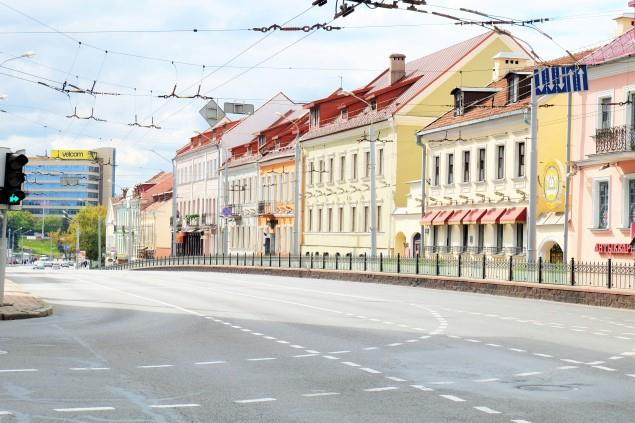 Beyaz Rusya Gezisi