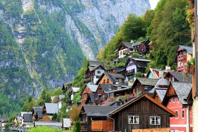 Hallstatt Avusturya