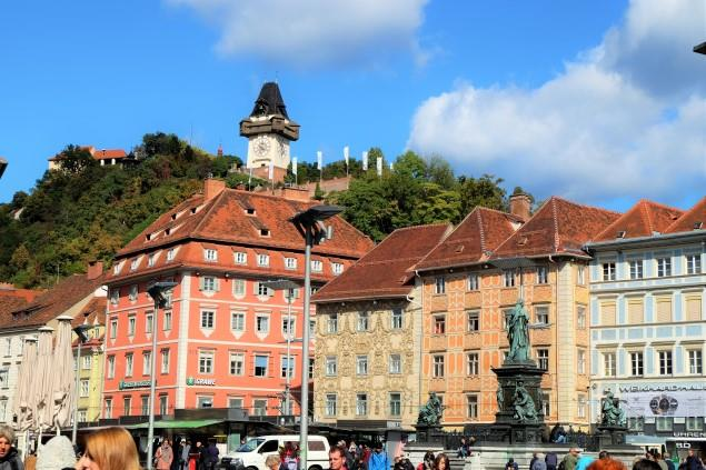 Graz Hauptplaltz