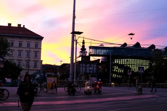 Graz Gezisi Avusturya