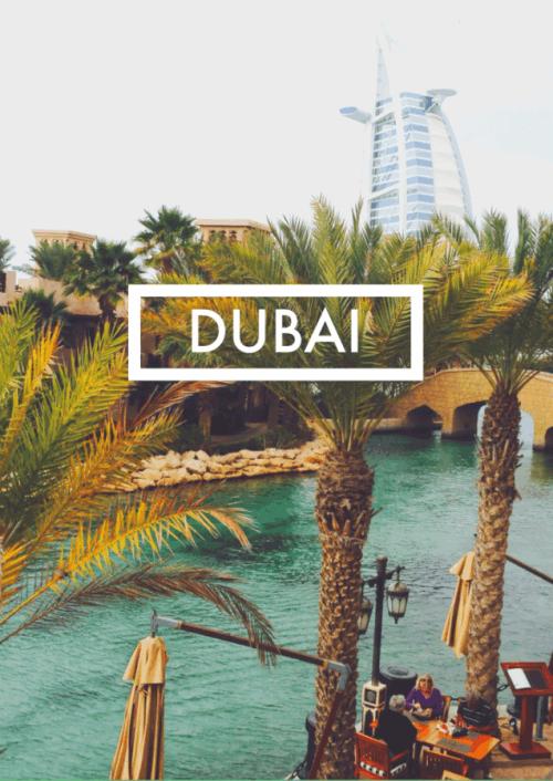 Röportaj: Dubai'de Yaşamak ve Çalışmak Üzerine