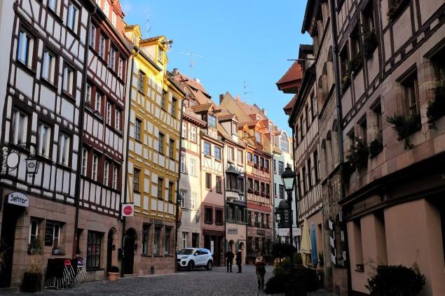 Nürnberg Gezi Notları