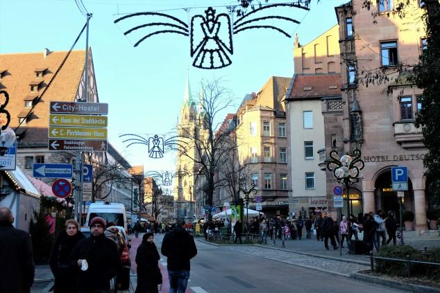 Nürnberg Gezisi