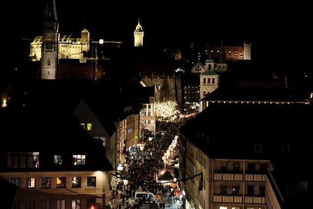 Nürnberg Gezilecek Yerler