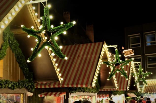 Almanya'nın En İyi Christmas Pazarı