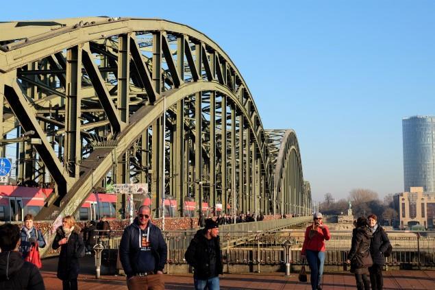 hohenzoller köprüsü