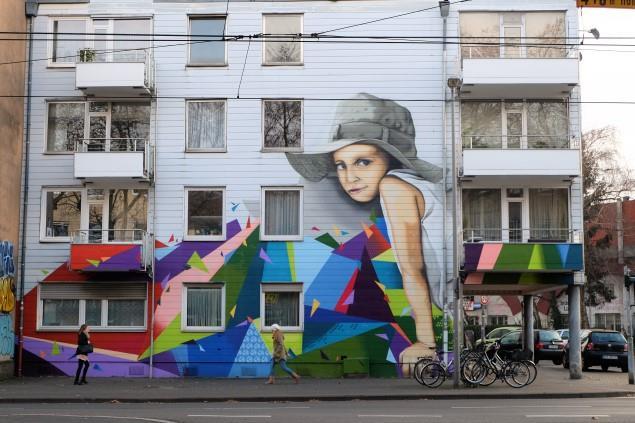 köln sokak sanatı