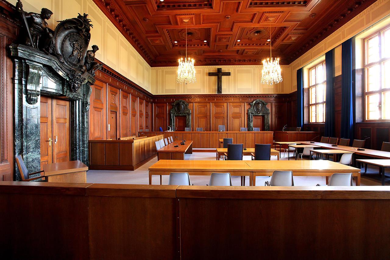 Nürnberg Mahkemeleri