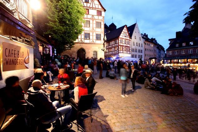 Nürnberg Almanya