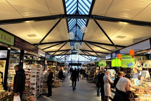 Torvehallerne Copenhagen