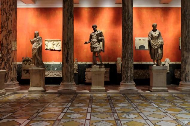 Glyptoteket Museum Copenhagen