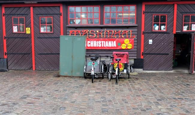 Christiania Danimarka