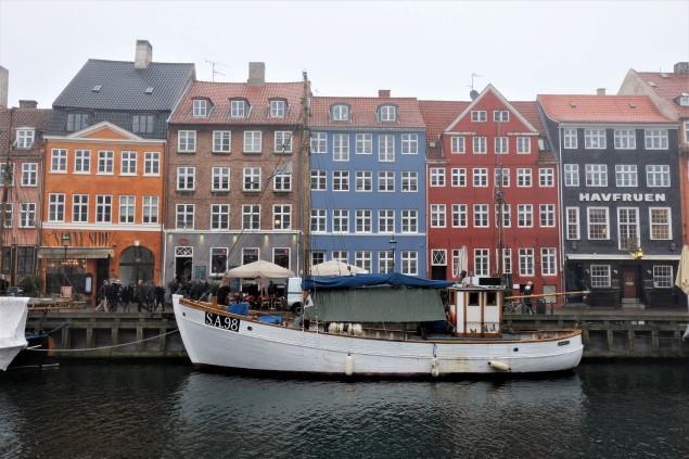 Kopenhag Nyhavn