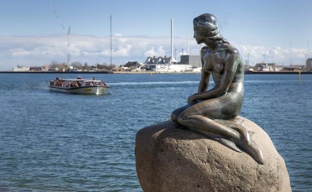 Küçük Deniz Kızı Kopenhag