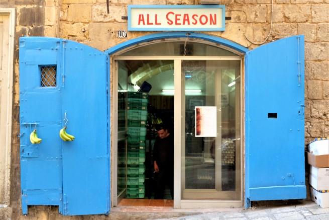 Malta Gezisi Notları