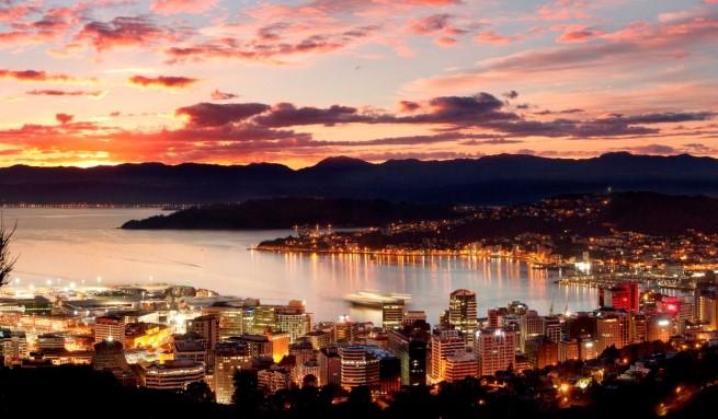 Wellington Yeni Zelanda